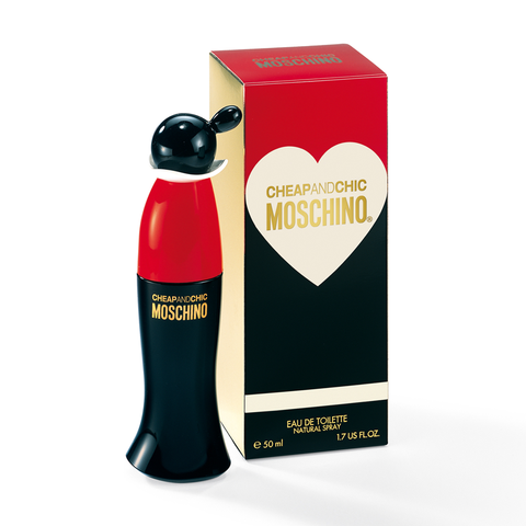 Cheap & Chic by Moschino for women - Parfumerie Arome de vie
