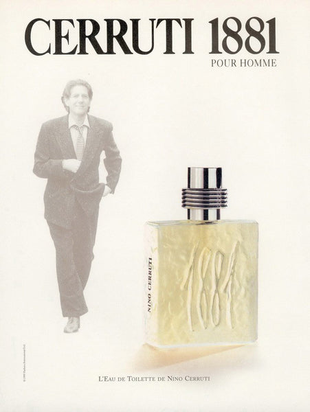1881 by Nino Cerruti for men