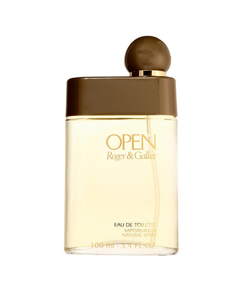 Open by Roger & Gallet for men