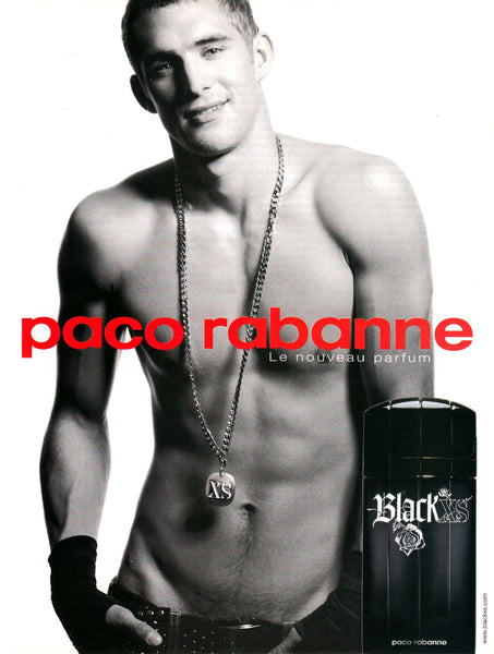 Black XS by Paco Rabanne for men