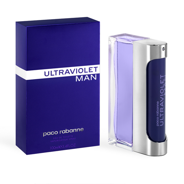Ultraviolet by Paco Rabanne for men - Parfumerie Arome de vie