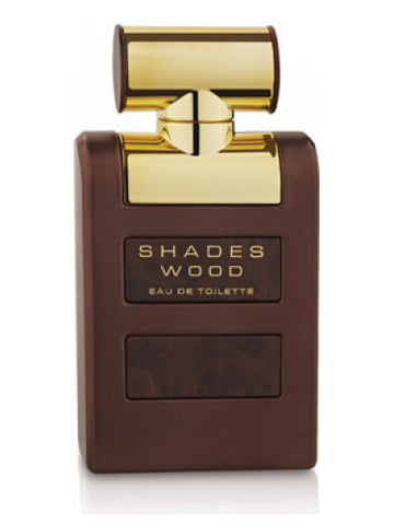 Shades Wood by Armaf for men