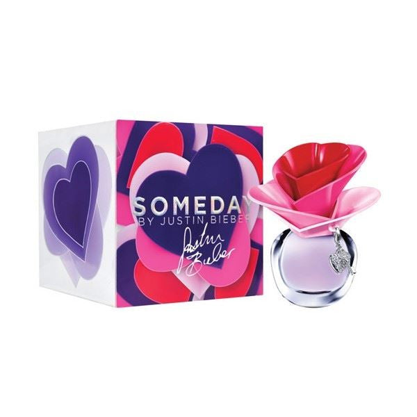 Someday by Justin Bieber for women - Parfumerie Arome de vie
