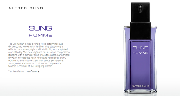 Sung Homme by Alfred Sung for men