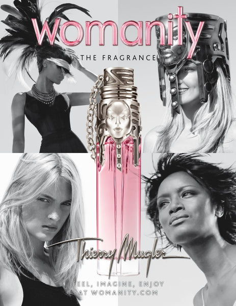 Womanity by Thierry Mugler for women