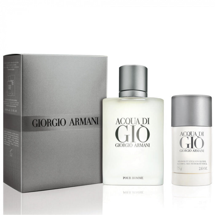 Acqua di Gio by Giorgio Armani for men Gift Set