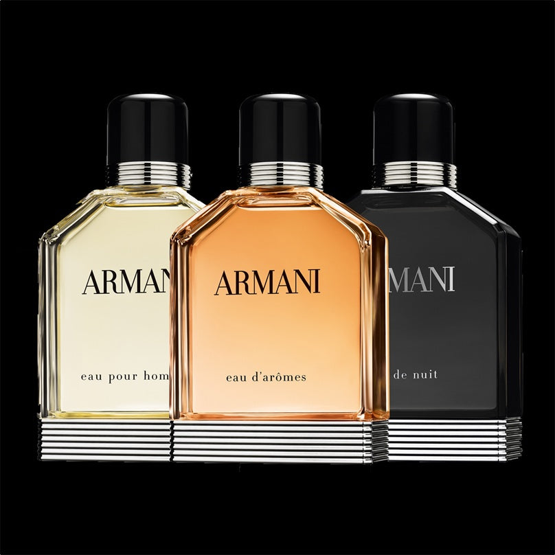 Eau Armani D'arome By Giorgio For Men SMqUVpz