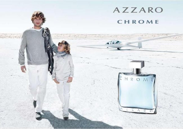 Azzaro Chrome by Azzaro Loris for men - Parfumerie Arome de vie - 3