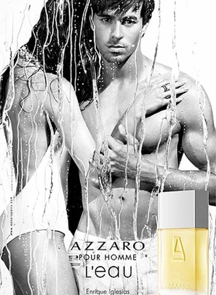 Azzaro L'eau by Azzaro for men - Parfumerie Arome de vie - 2