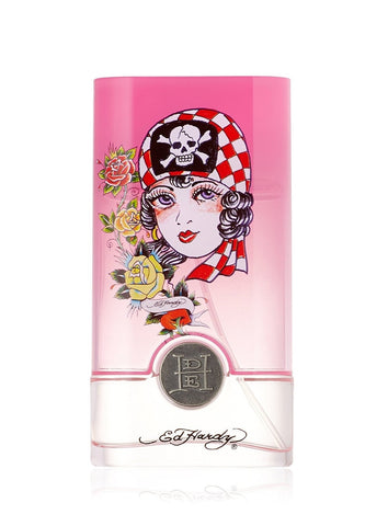 Ed Hardy Born Wild by Christian Audigier for women
