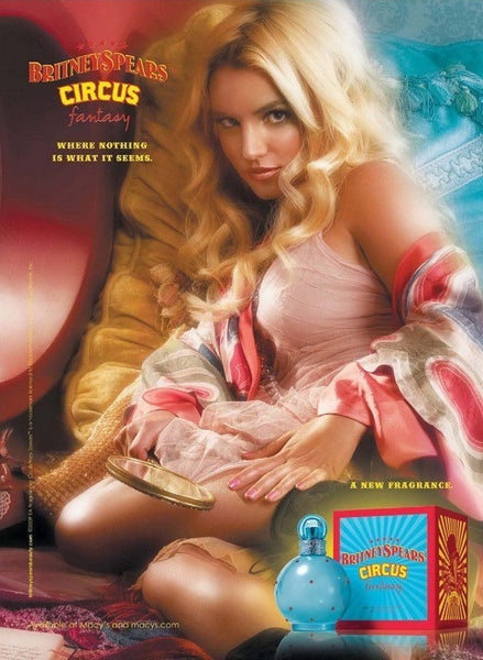 Circus Fantasy by Britney Spears for women