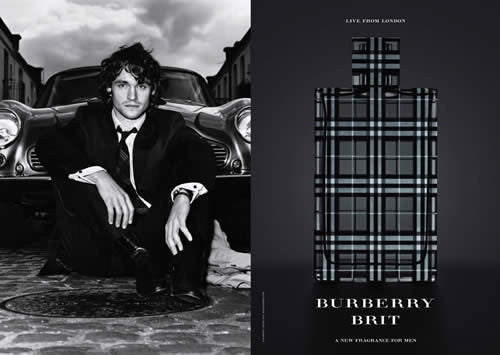 Burberry Brit by Burberry for men - Parfumerie Arome de vie - 2