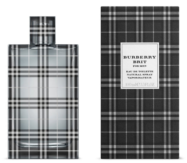 Burberry Brit by Burberry for men - Parfumerie Arome de vie - 1