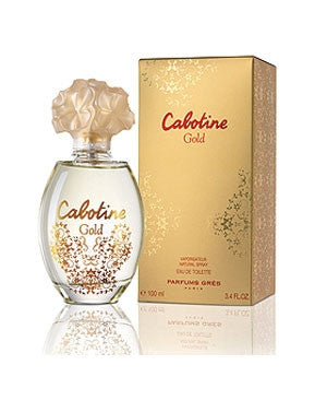 Cabotine Gold by Gres for women - Parfumerie Arome de vie