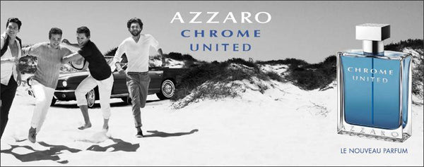 Azzaro Chrome United by Azzaro Loris for men - Parfumerie Arome de vie - 4