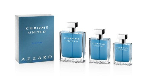 Azzaro Chrome United by Azzaro Loris for men - Parfumerie Arome de vie - 3