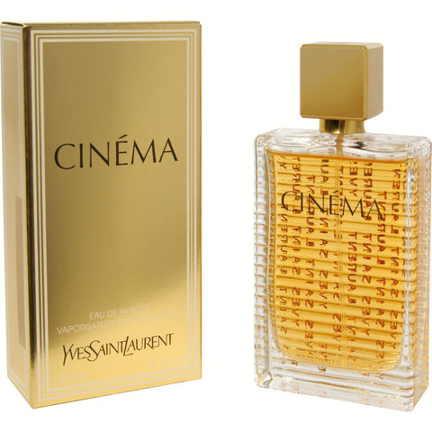 Cinema by Yves Saint Laurent for women - Parfumerie Arome de vie - 1