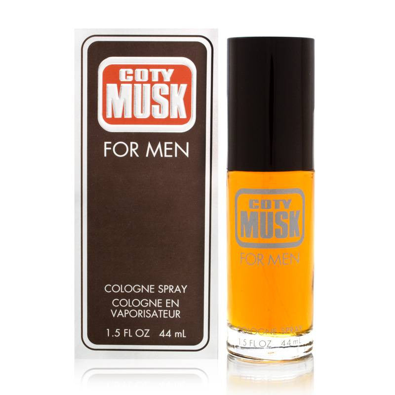 Musk by Coty for men - Parfumerie Arome de vie