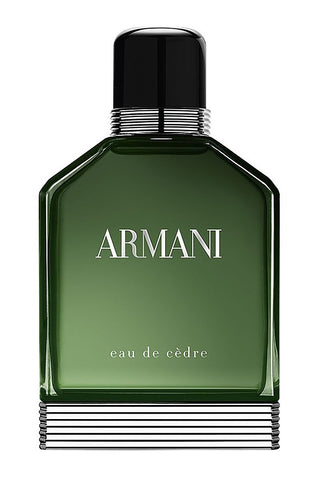 Armani Eau de Cedre by Giorgio Armani for men