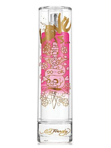 Ed Hardy Love Is by Christian Audigier for women