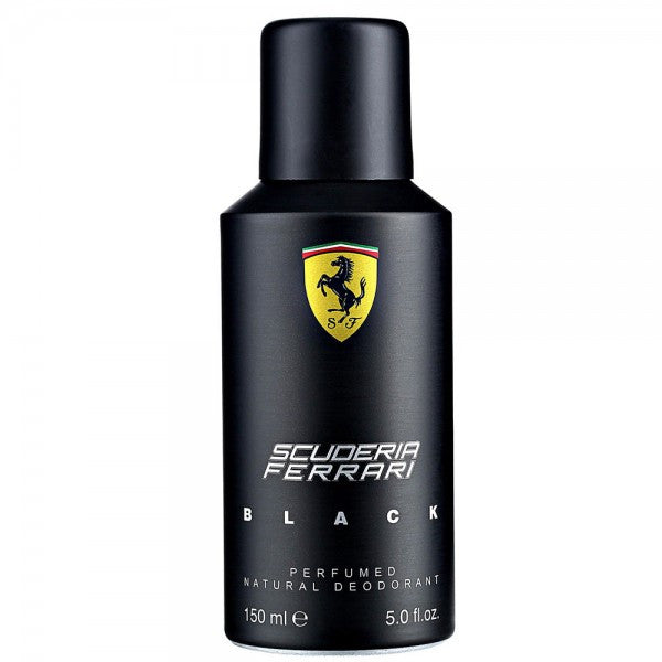 Scuderia Ferrari Black by Ferrari for men - Parfumerie Arome de vie - 3