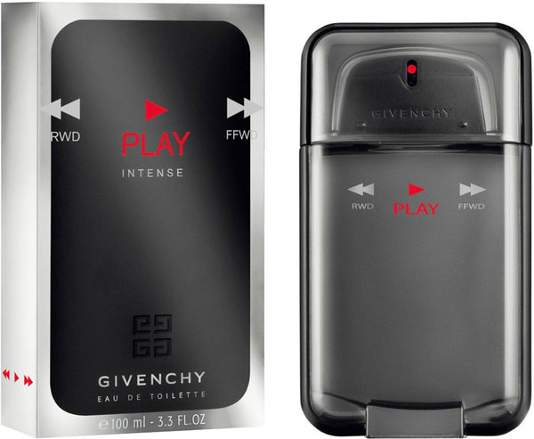 Play Intense by Givenchy for men - Parfumerie Arome de vie - 1