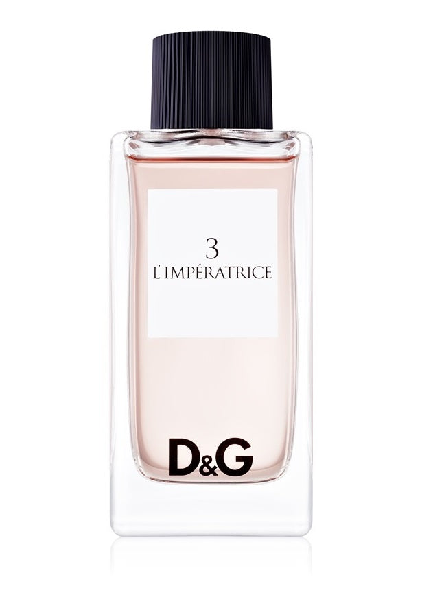 3 L'Imperatrice by Dolce & Gabbana for women