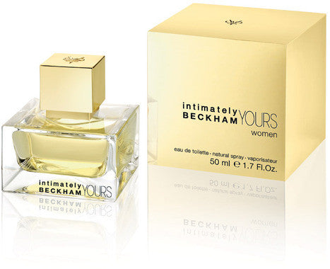 Intimately Yours Women by David Beckham for women - Parfumerie Arome de vie