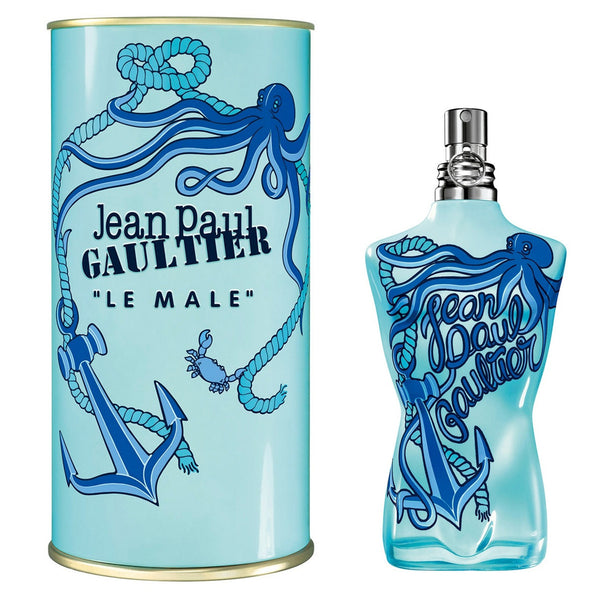 Le Male Summer (2014) Cologne Tonique by Jean Paul Gaultier for men - Parfumerie Arome de vie