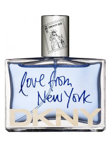 Love From New York Eau de Toilette by Donna Karan for men