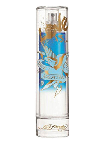 Ed Hardy Love Is Shake & Spray by Christian Audigier for men