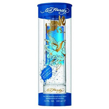 Ed Hardy Love Is Shake & Spray by Christian Audigier for men - Parfumerie Arome de vie - 1