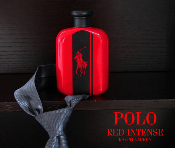 Polo Red Intense by Ralph Lauren for men - Parfumerie Arome de vie - 2