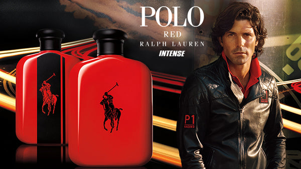 Polo Red Intense by Ralph Lauren for men