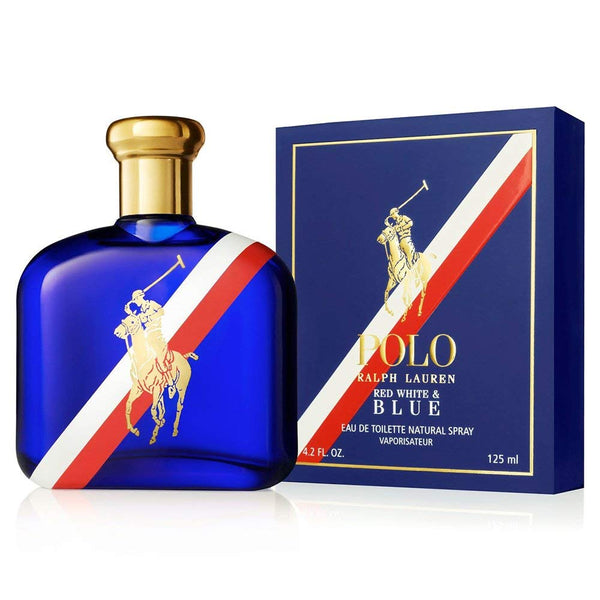 Polo Red White & Blue by Ralph Lauren for men
