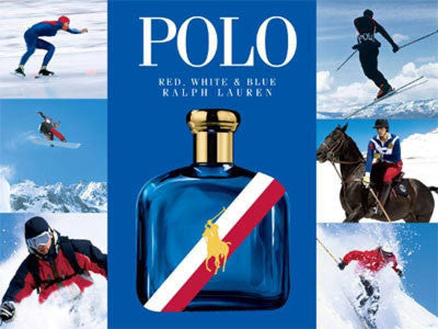 Polo Red White & Blue by Ralph Lauren for men - Parfumerie Arome de vie - 2
