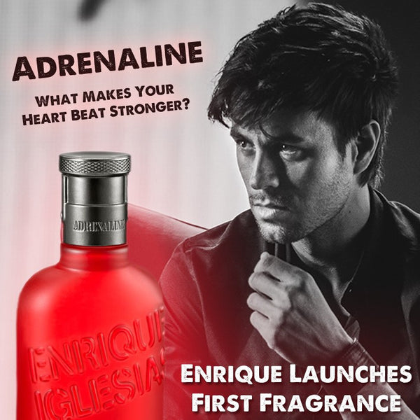 Adrenaline by Enrique Iglesias for men - Parfumerie Arome de vie - 3