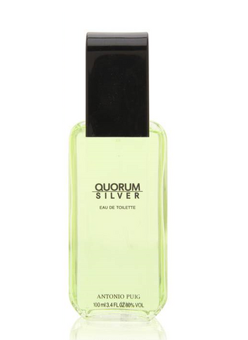 Quorum Silver by Antonio Puig for men