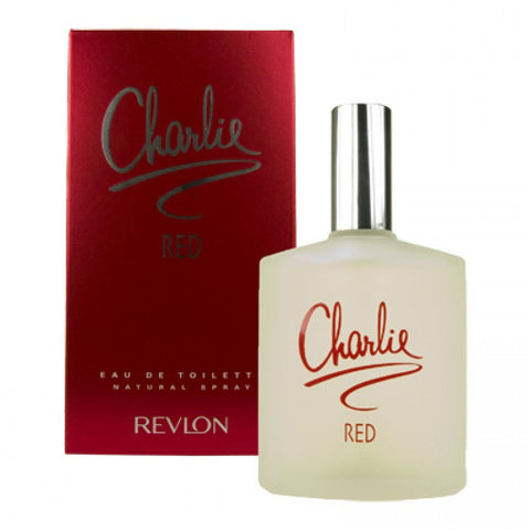Charlie Red by Revlon for women - Parfumerie Arome de vie
