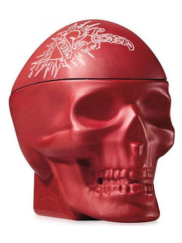 Ed Hardy Skulls & Roses Chalk Edition by Christian Audigier for men