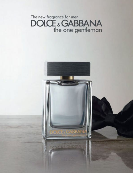 The One Gentleman by Dolce & Gabbana for men