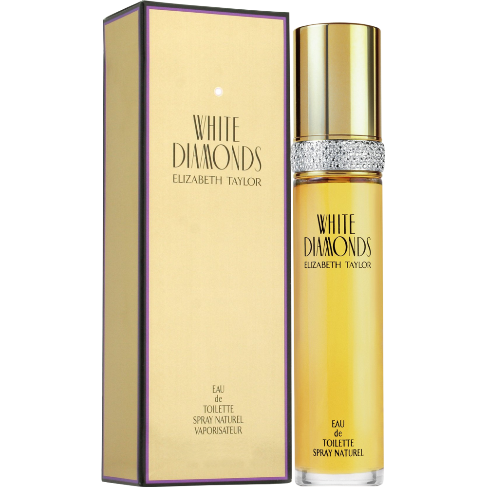 White Diamonds by Elizabeth Taylor for women - Parfumerie Arome de vie