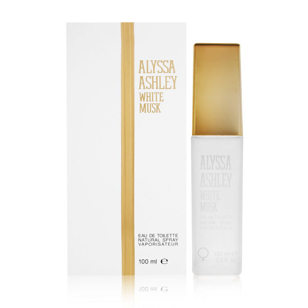 Alyssa Ashley White Musk by Alyssa Ashley for women - Parfumerie Arome de vie