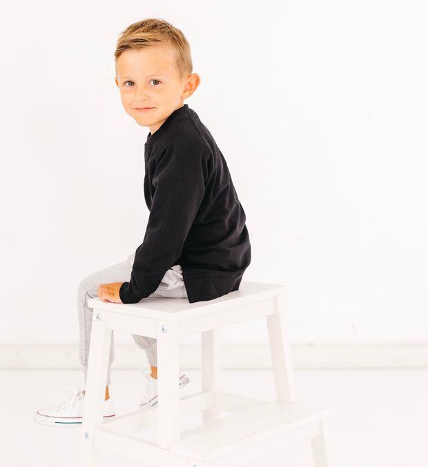 Little Bipsy Pullover and Joggers