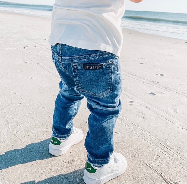 Little Bipsy Classic Denim