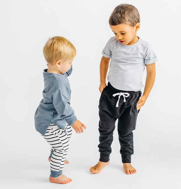 Little Bipsy Collection Basic Tee and Joggers