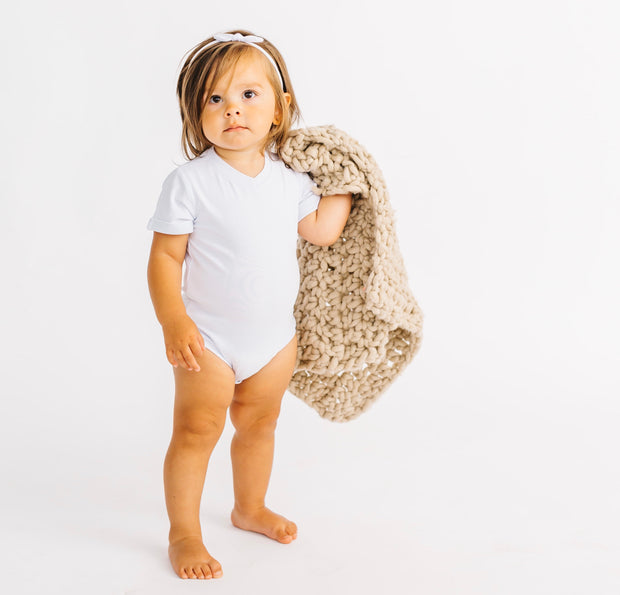 Little Bipsy Collection Basic Onesie