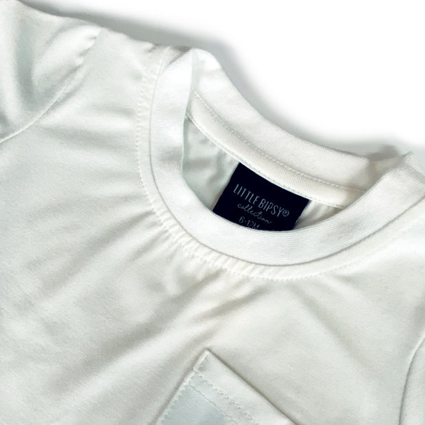 Little Bipsy Pocket Tee