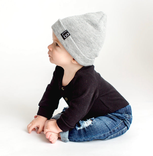 Little Bipsy Knit Beanie
