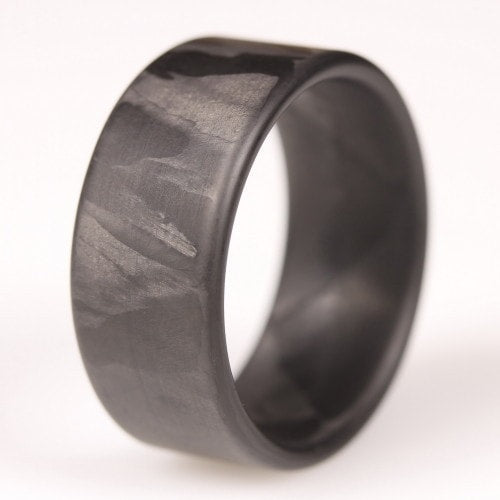 Filament Roundy Carbon Fiber Ring - Locabuy - 1